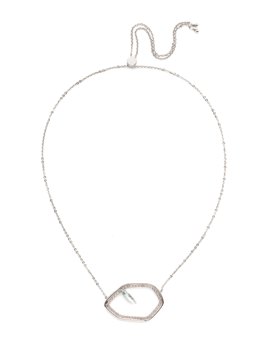Gemma Pendant Necklace - NEH28RHTUL