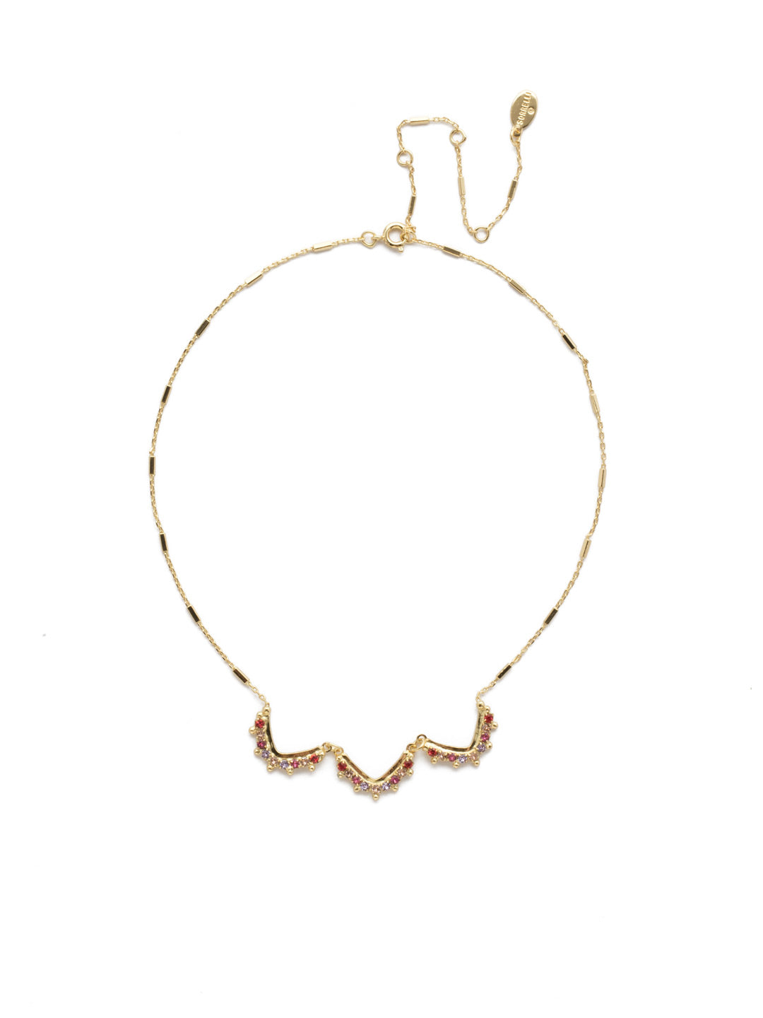 Antoinette Pendant Necklace - NEK12BGISS