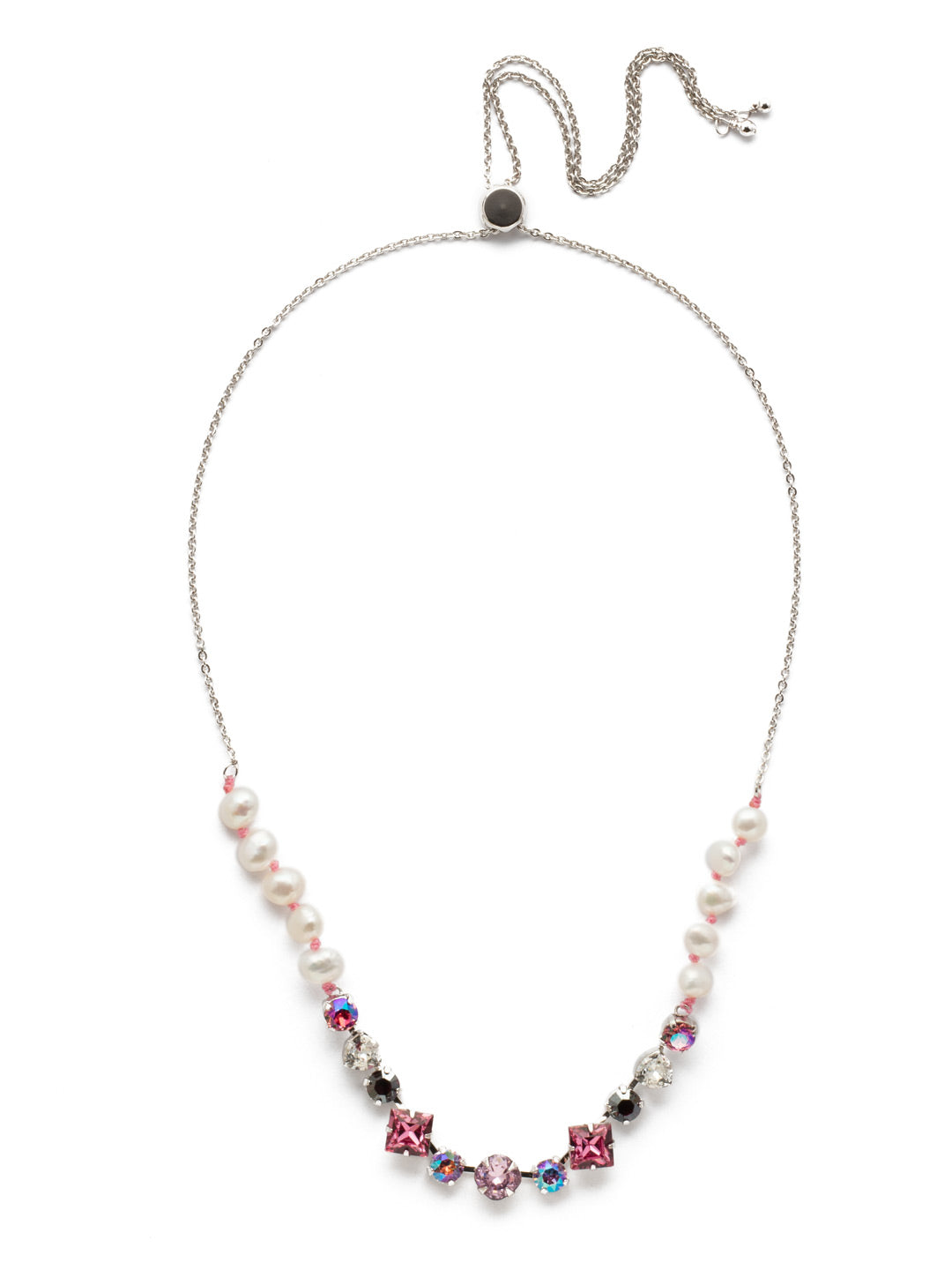 Carwyn Classic Necklace - NEK17RHAB