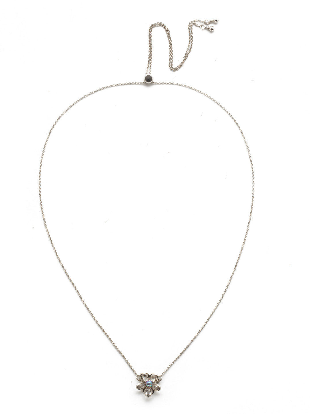 Petal Perfect Pendant Necklace - NEK1RHSSU