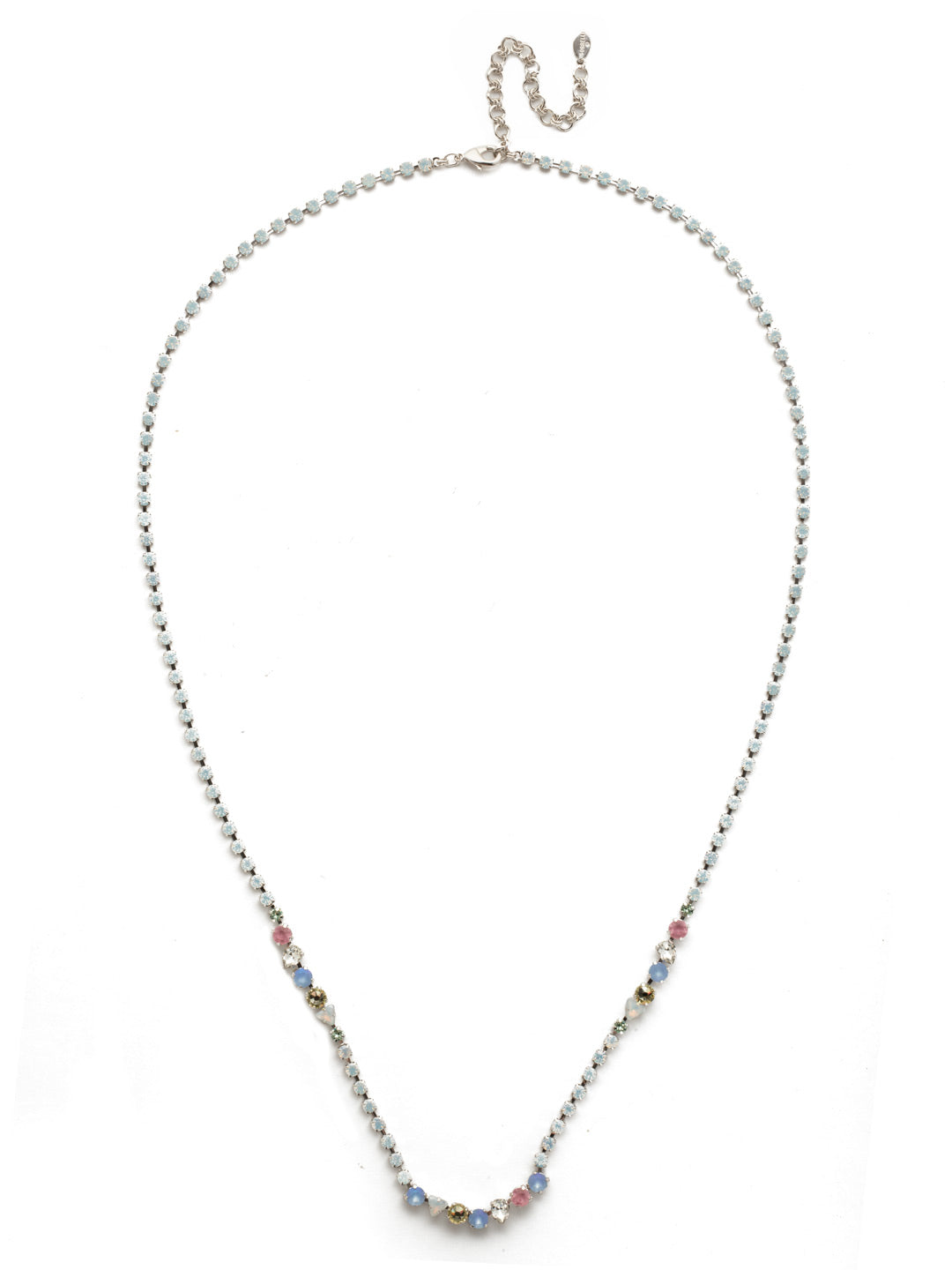 Aviva Long Necklace - NEK24RHSSU