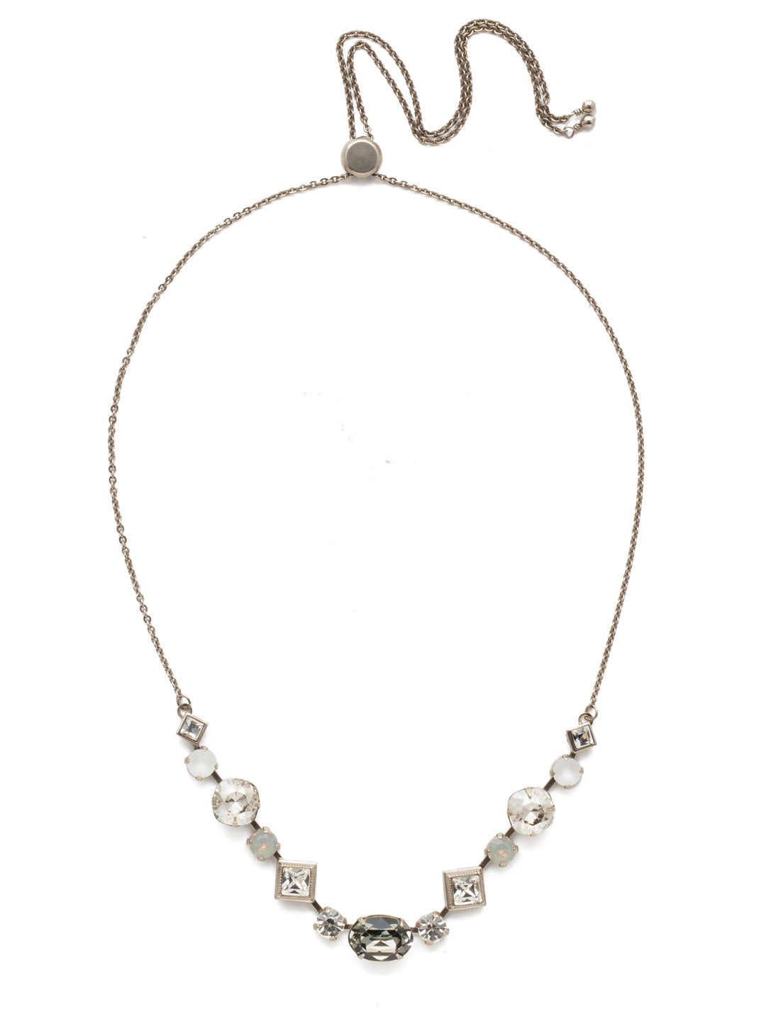Cordelia Tennis Necklace - NEK29ASSTC