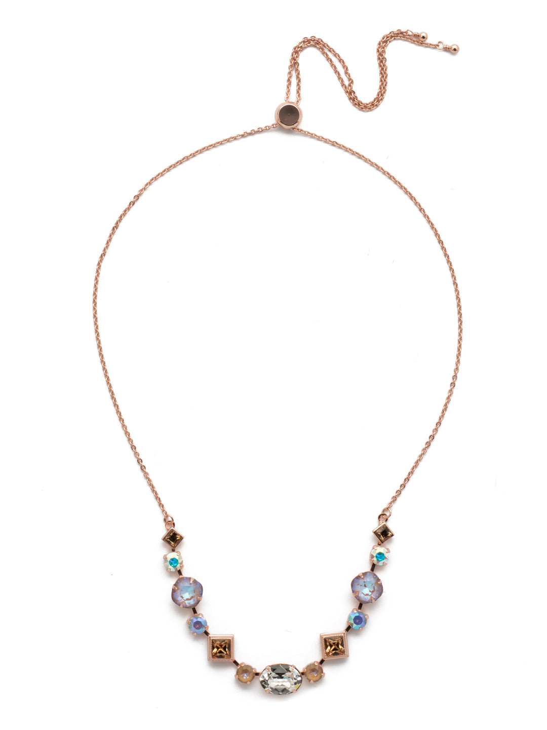 Cordelia Tennis Necklace - NEK29RGROG