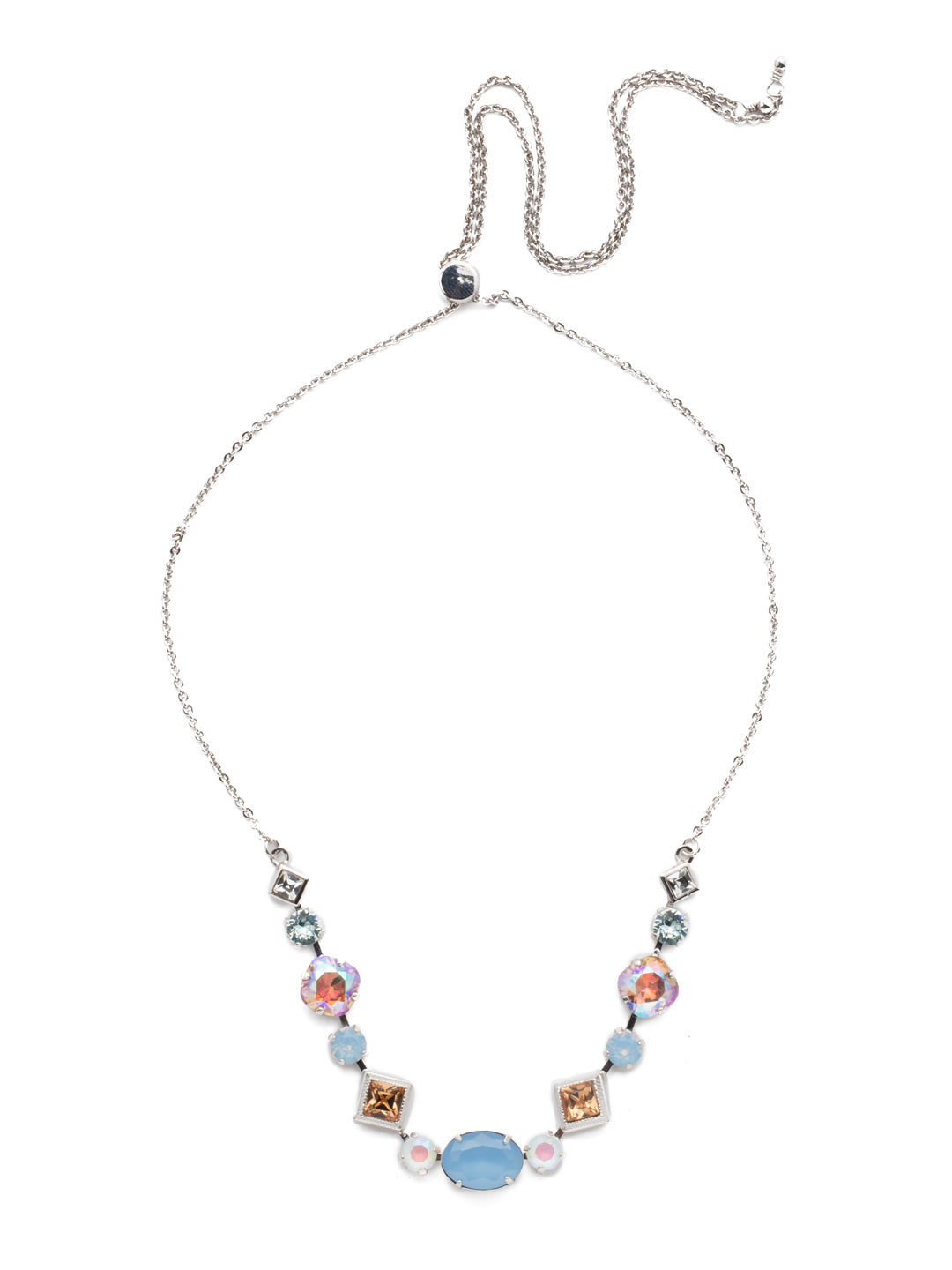 Cordelia Tennis Necklace - NEK29RHNTB