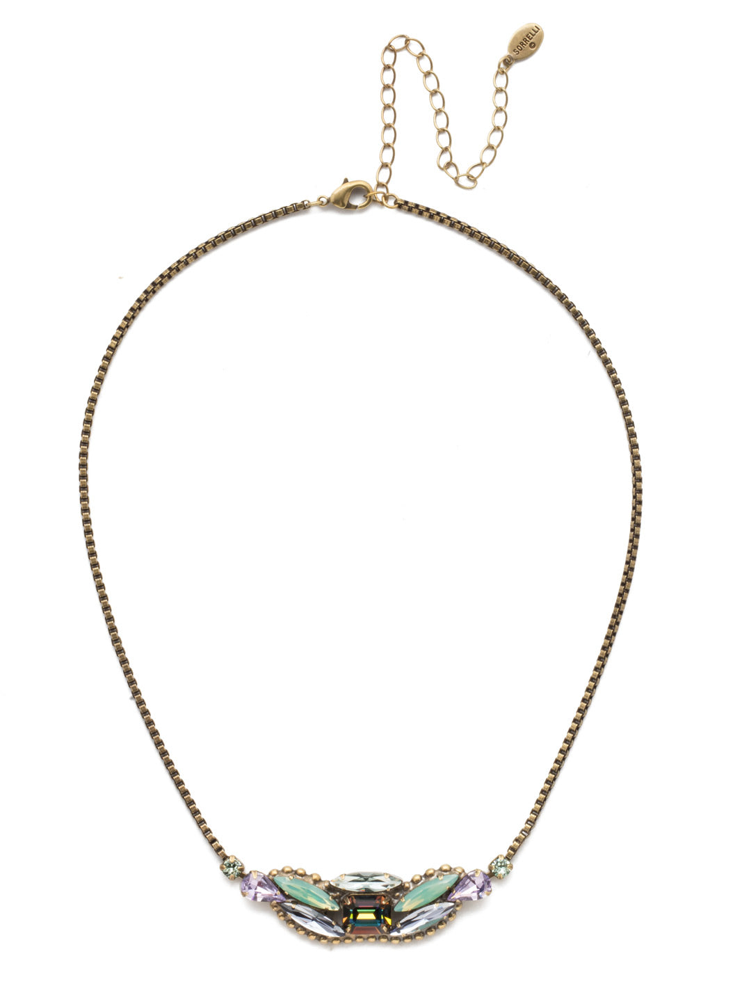 Eloise Statement Necklace - NEN10AGIRB