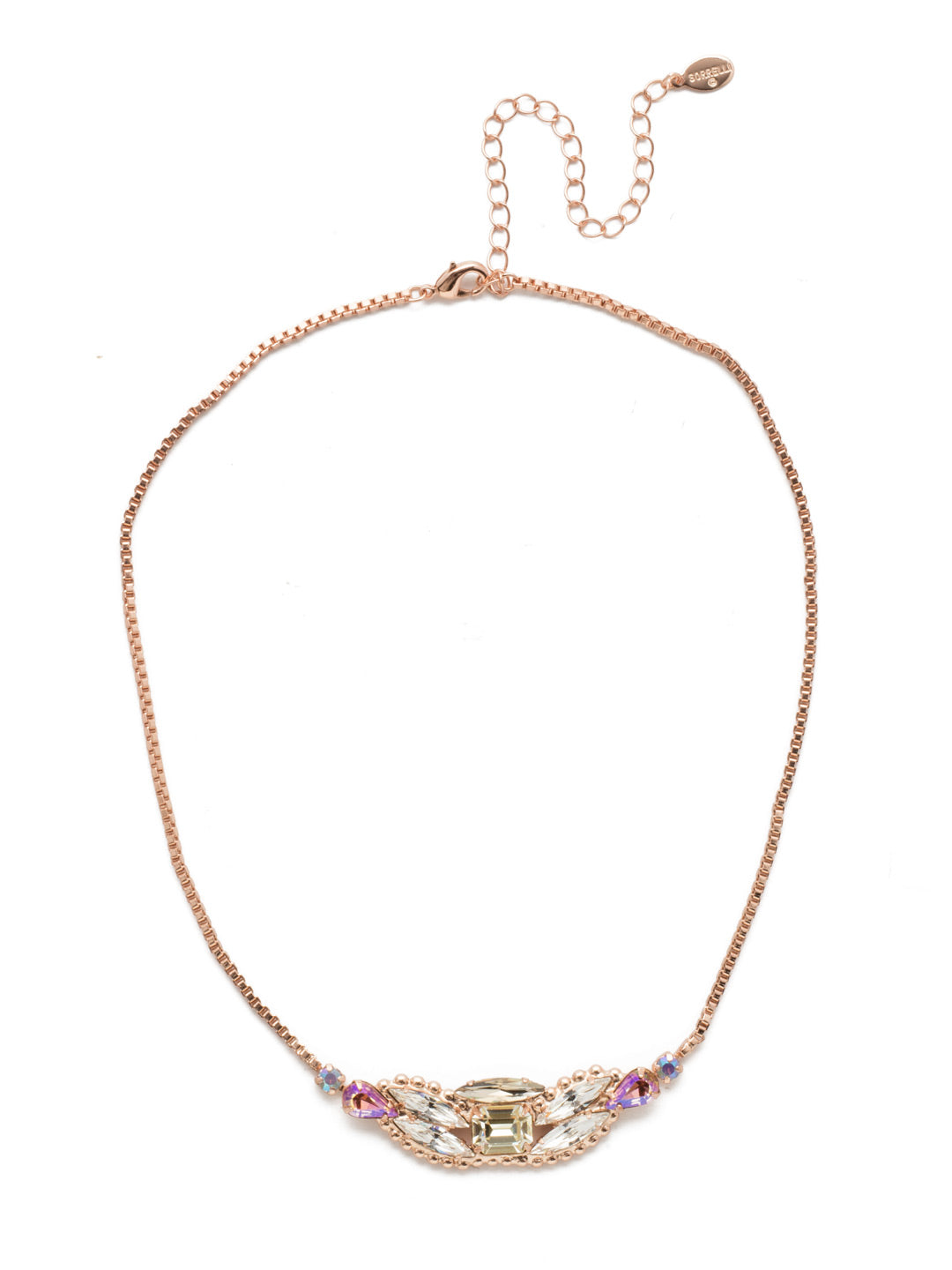 Eloise Statement Necklace - NEN10RGROG