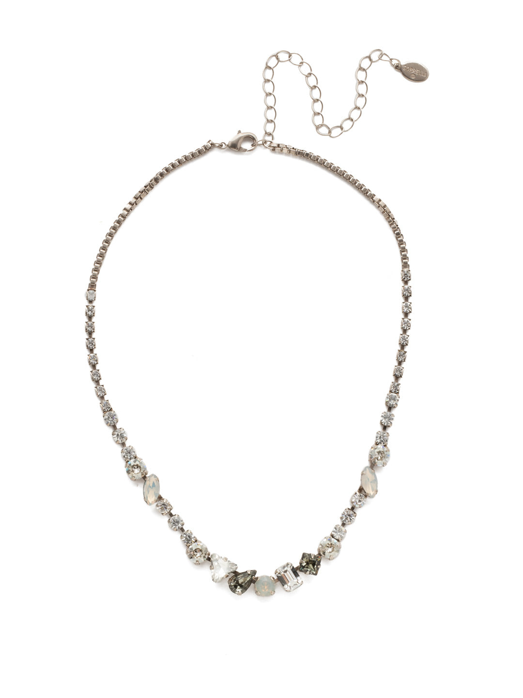 Sonja Tennis Necklace - NEN12ASSTC