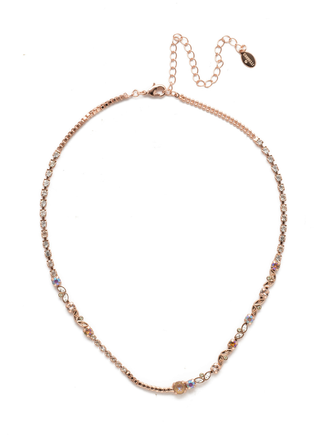 Juliette Tennis Necklace - NEN13RGROG