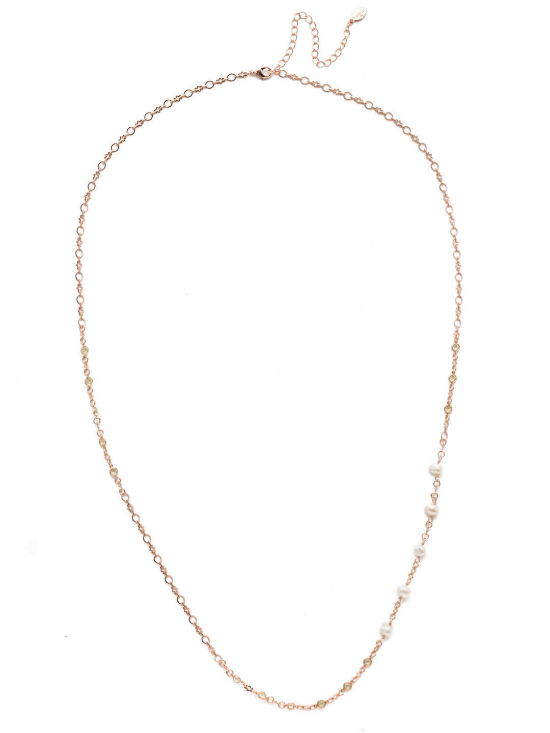 Serena Long Necklace - NEN15RGROG