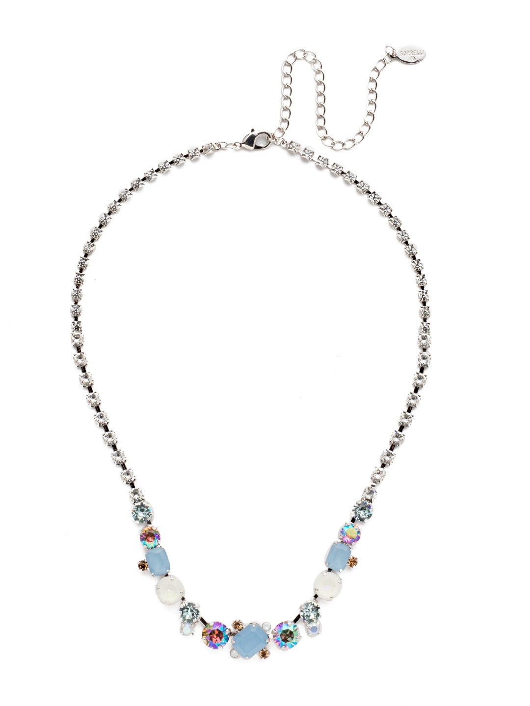 Tinsley Statement Necklace - NEN17RHNTB