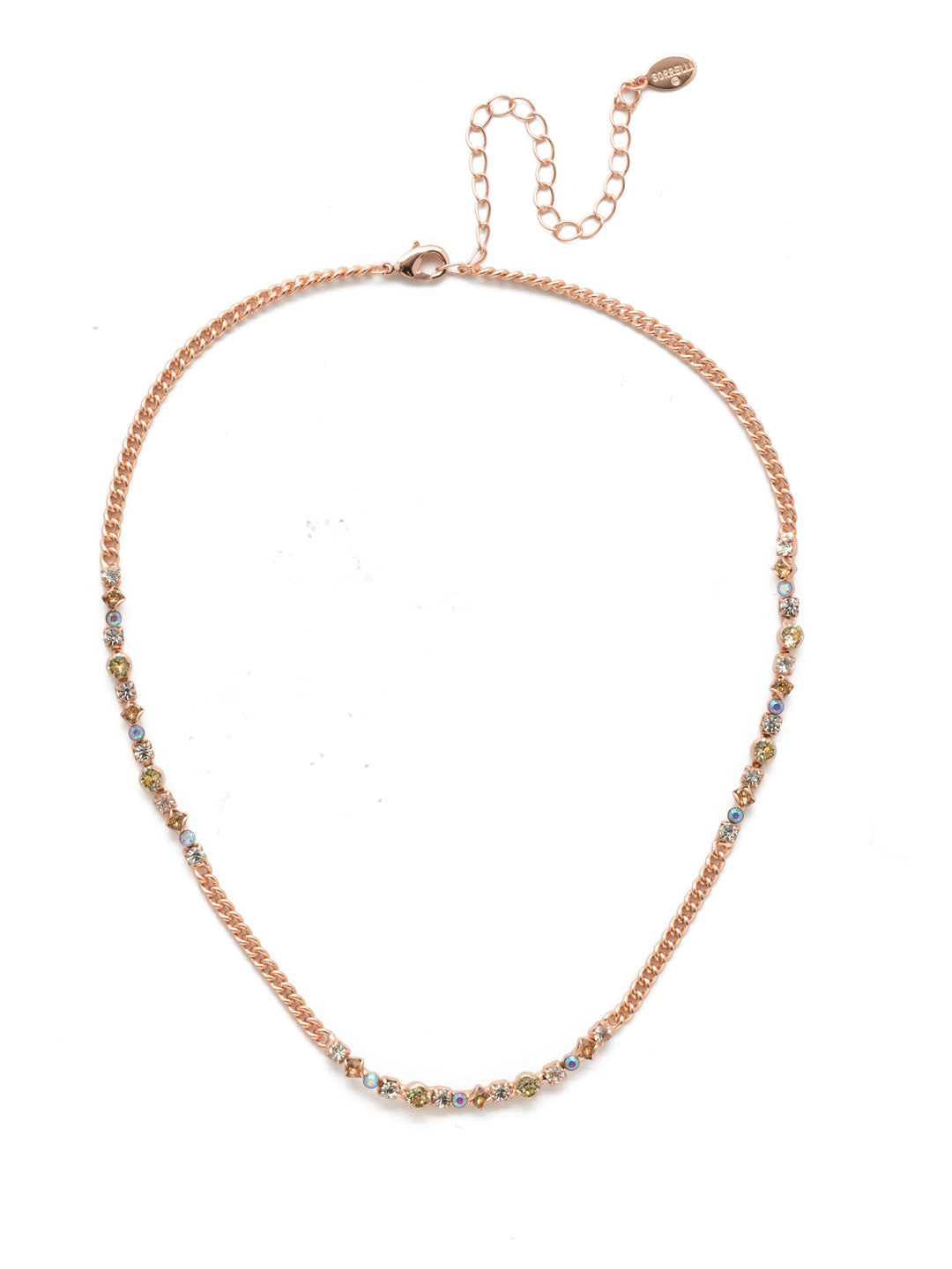 Brielle Tennis Necklace - NEN20RGROG