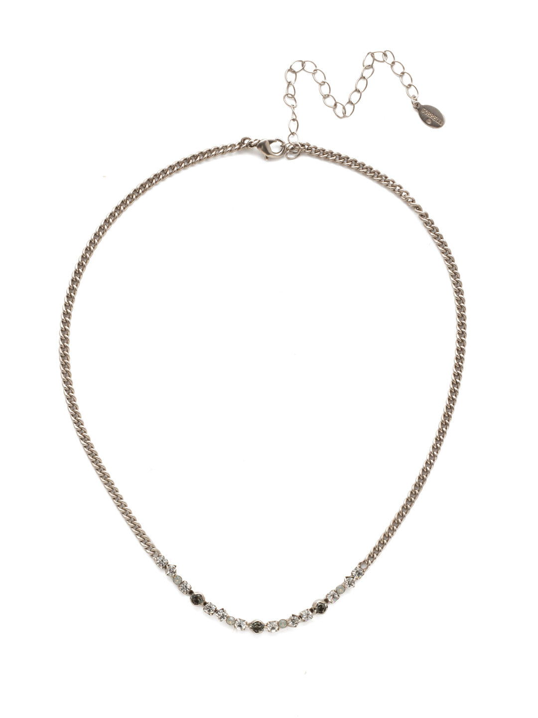 Charolette Tennis Necklace - NEN21ASSTC