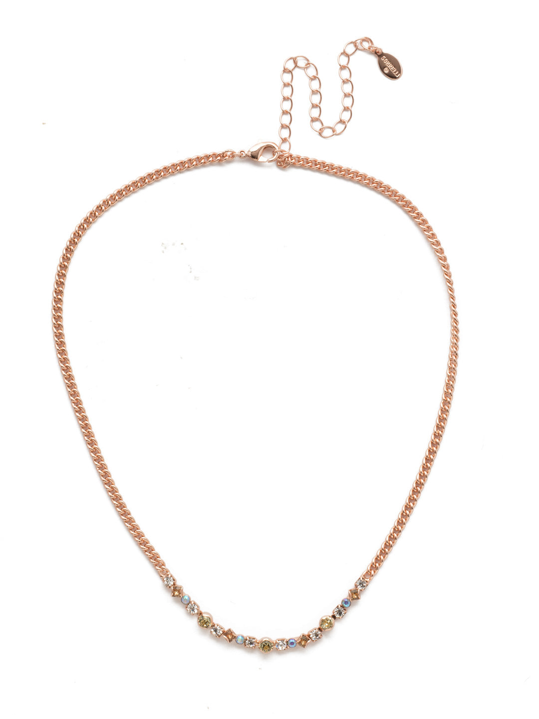 Charolette Tennis Necklace - NEN21RGROG