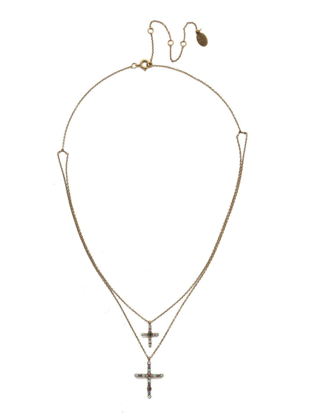 Bethany Layered Necklace - NEN2AGIRB