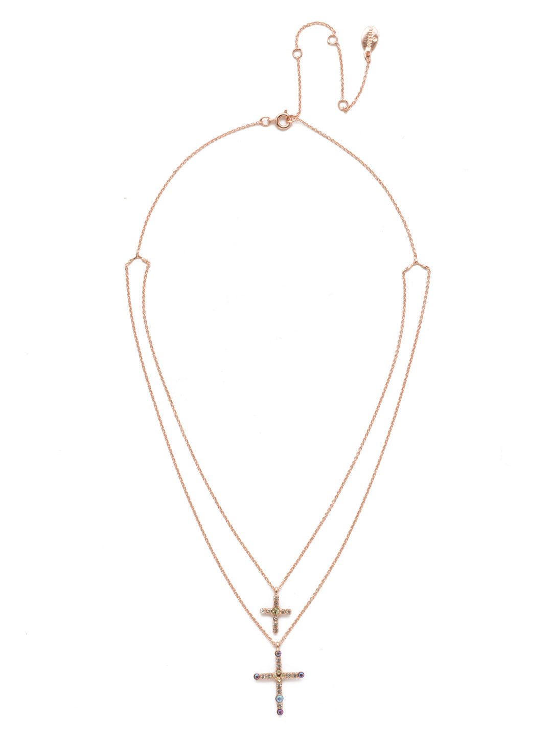 Bethany Layered Necklace - NEN2RGROG