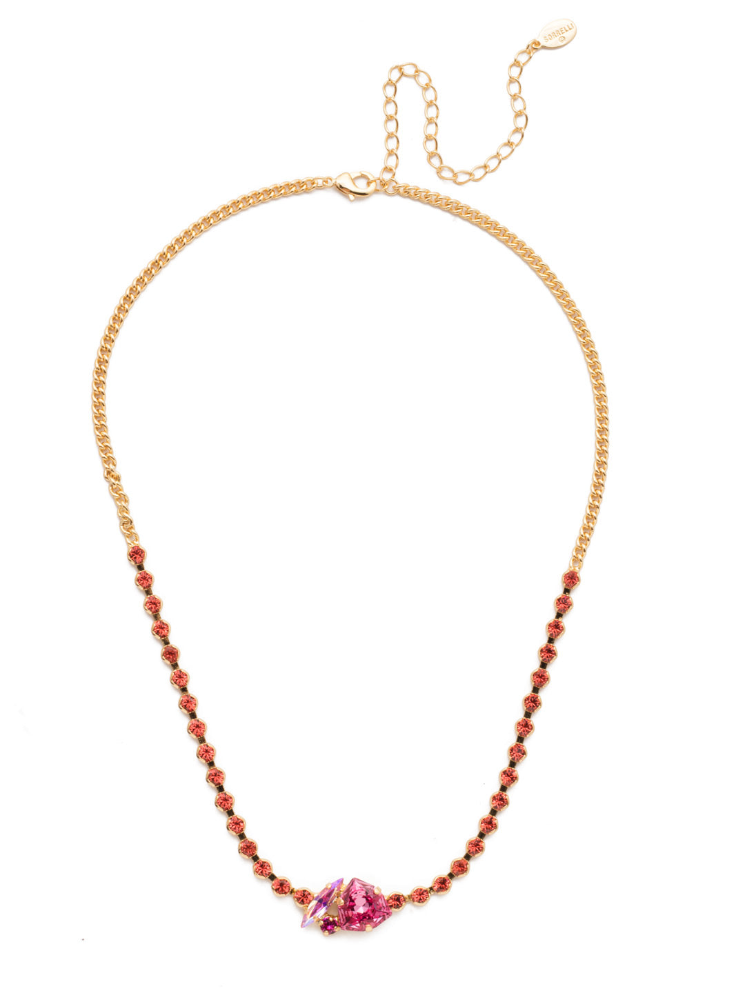 Leighton Tennis Necklace - NEN3BGBGA
