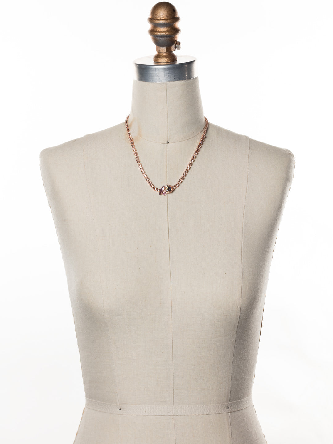 Leighton Tennis Necklace - NEN3RGLVP