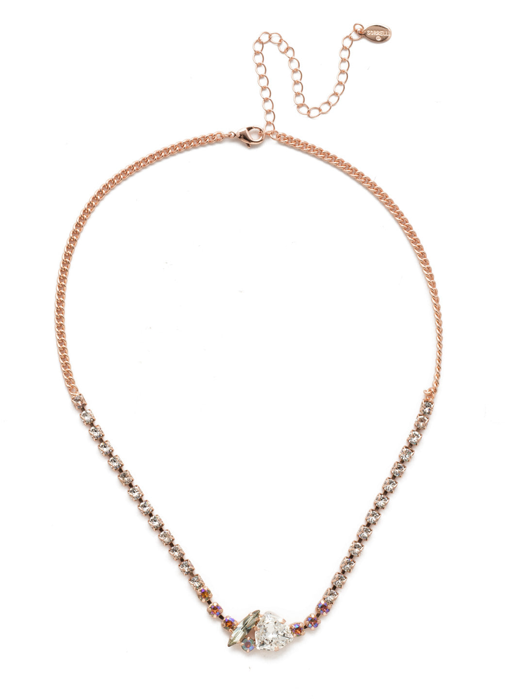 Leighton Statement Necklace - NEN3RGROG