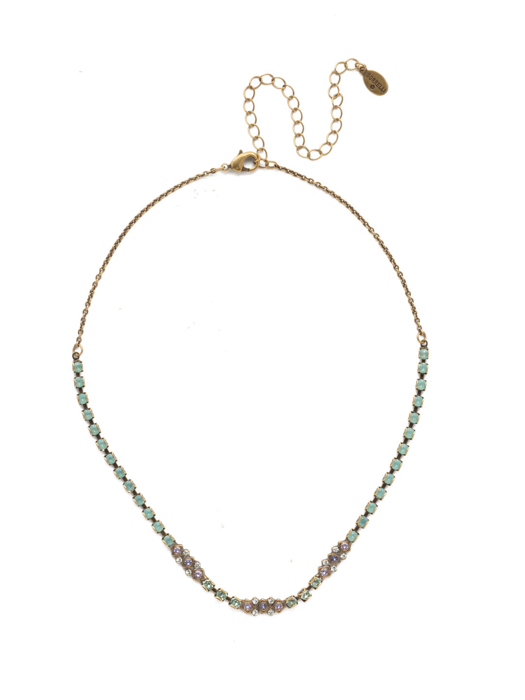 Jacqueline Tennis Necklace - NEN5AGIRB
