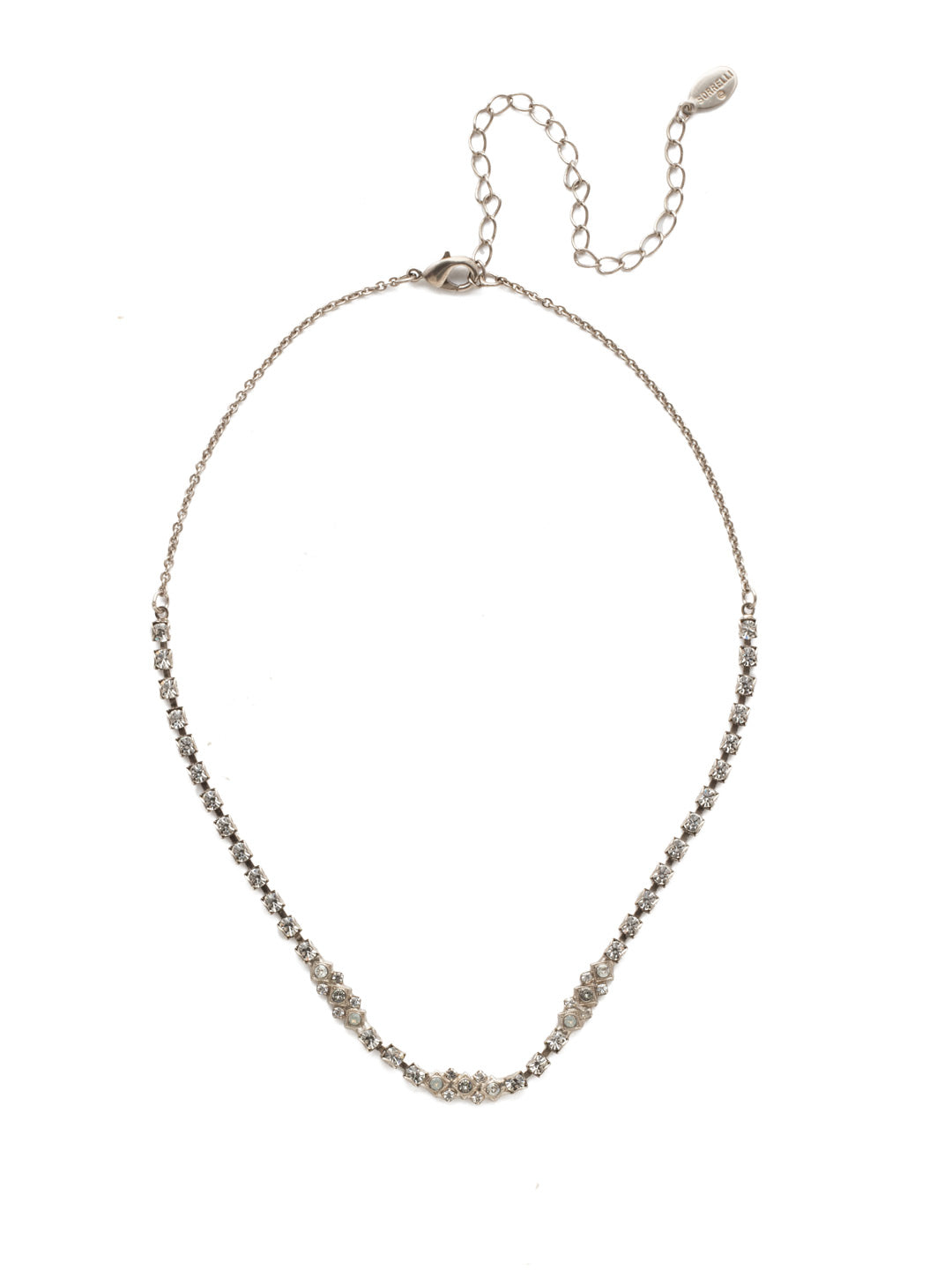 Jacqueline Tennis Necklace - NEN5ASSTC