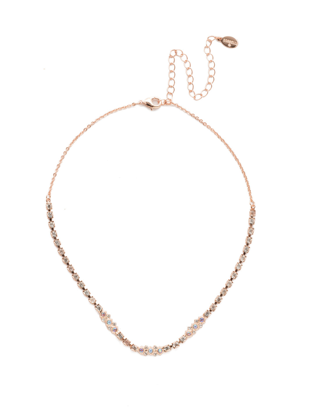Jacqueline Tennis Necklace - NEN5RGROG