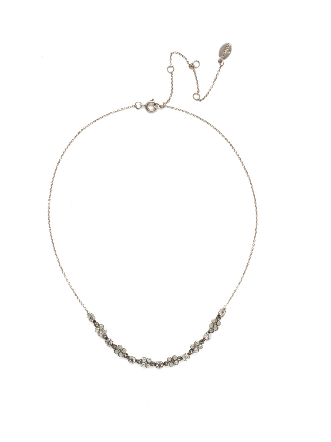 Mavis Tennis Necklace - NEN7ASSTC