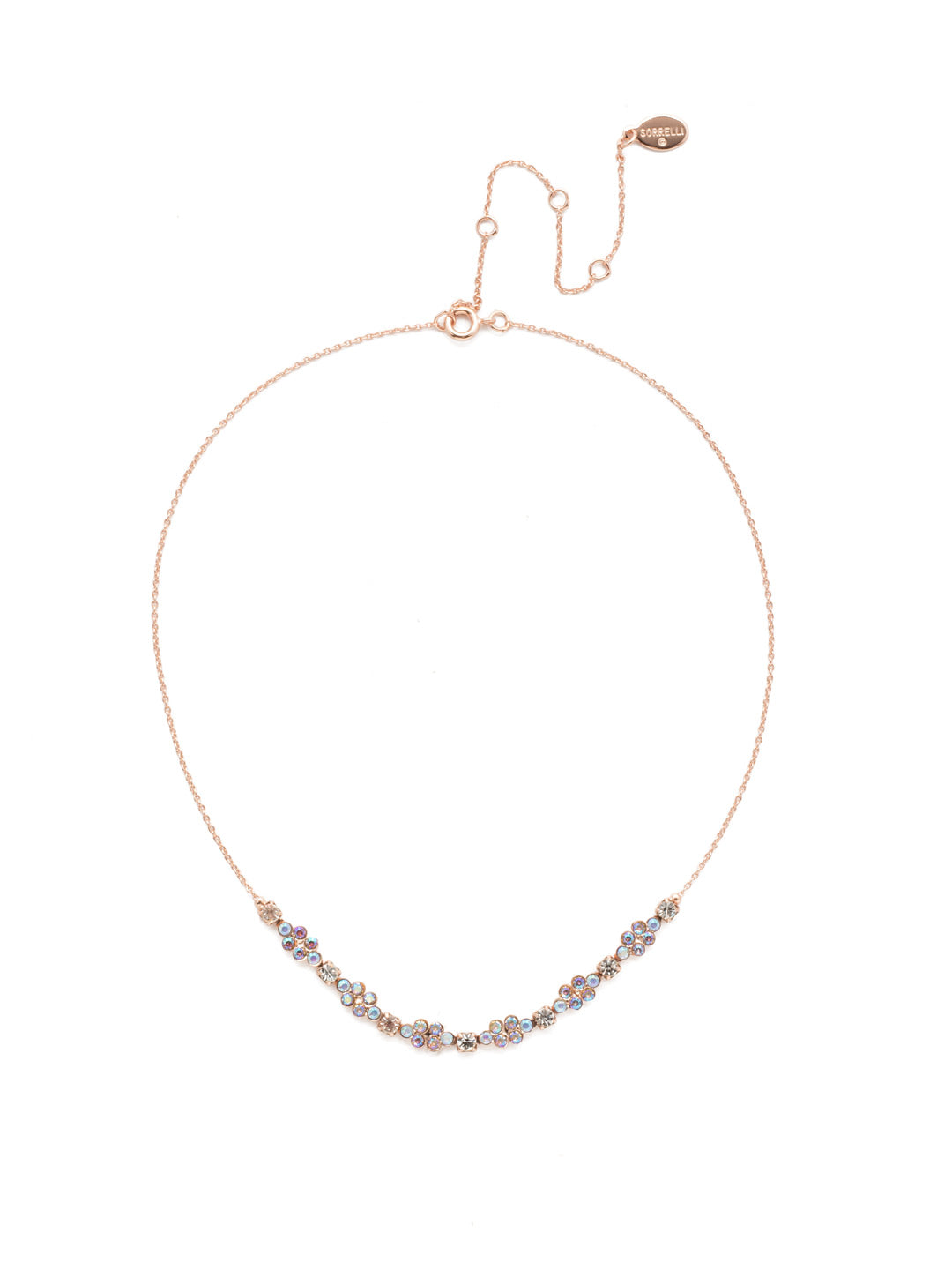 Mavis Tennis Necklace - NEN7RGROG