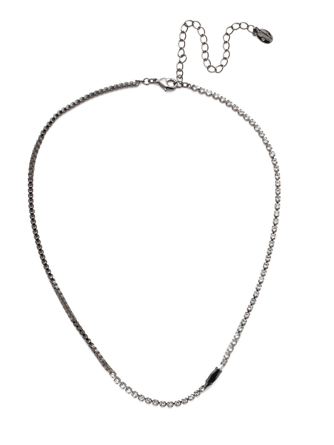 Annatalia Tennis Necklace - NEP10GMMMO