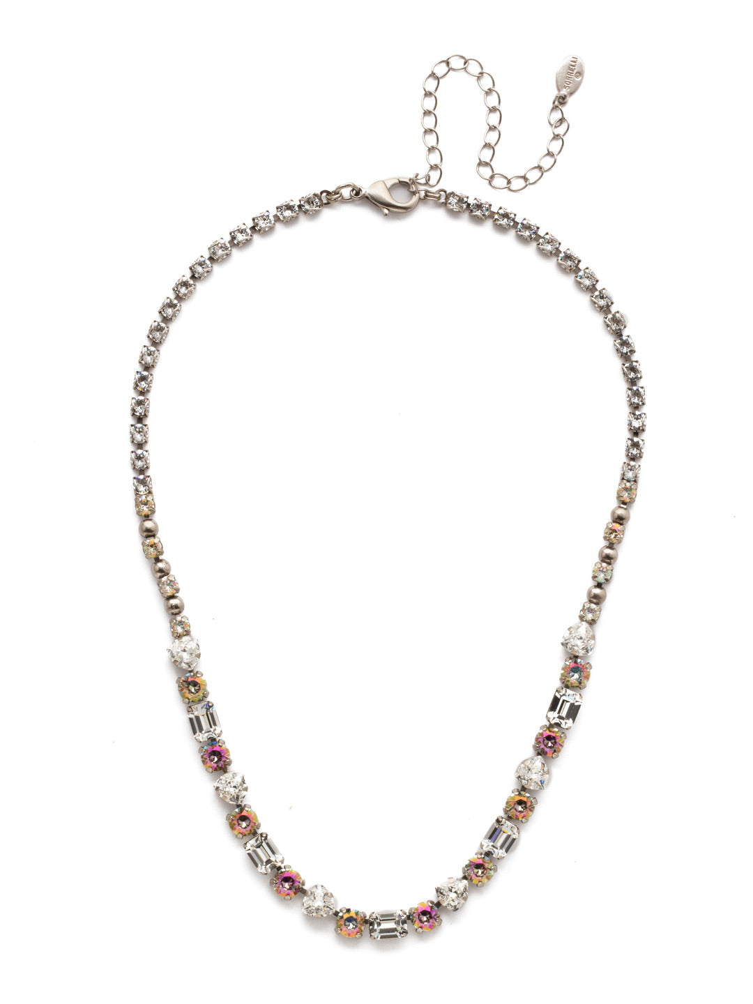 Florence Tennis Necklace - NEP13ASCRE
