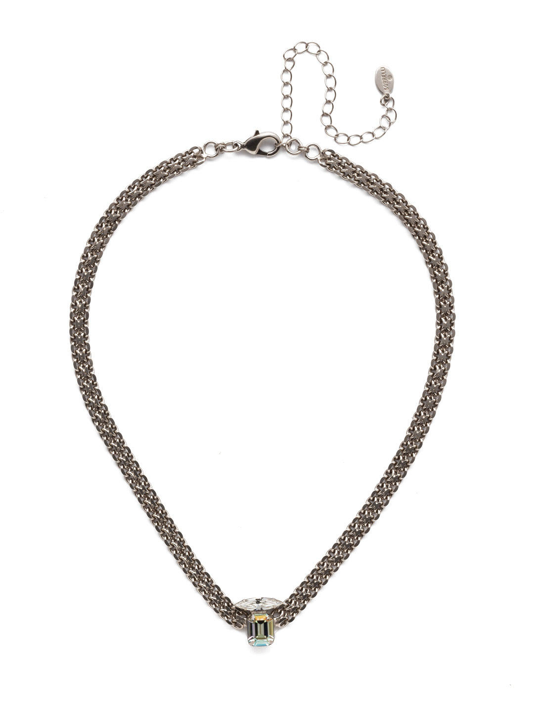 Giselle Tennis Necklace - NEP15ASCRE