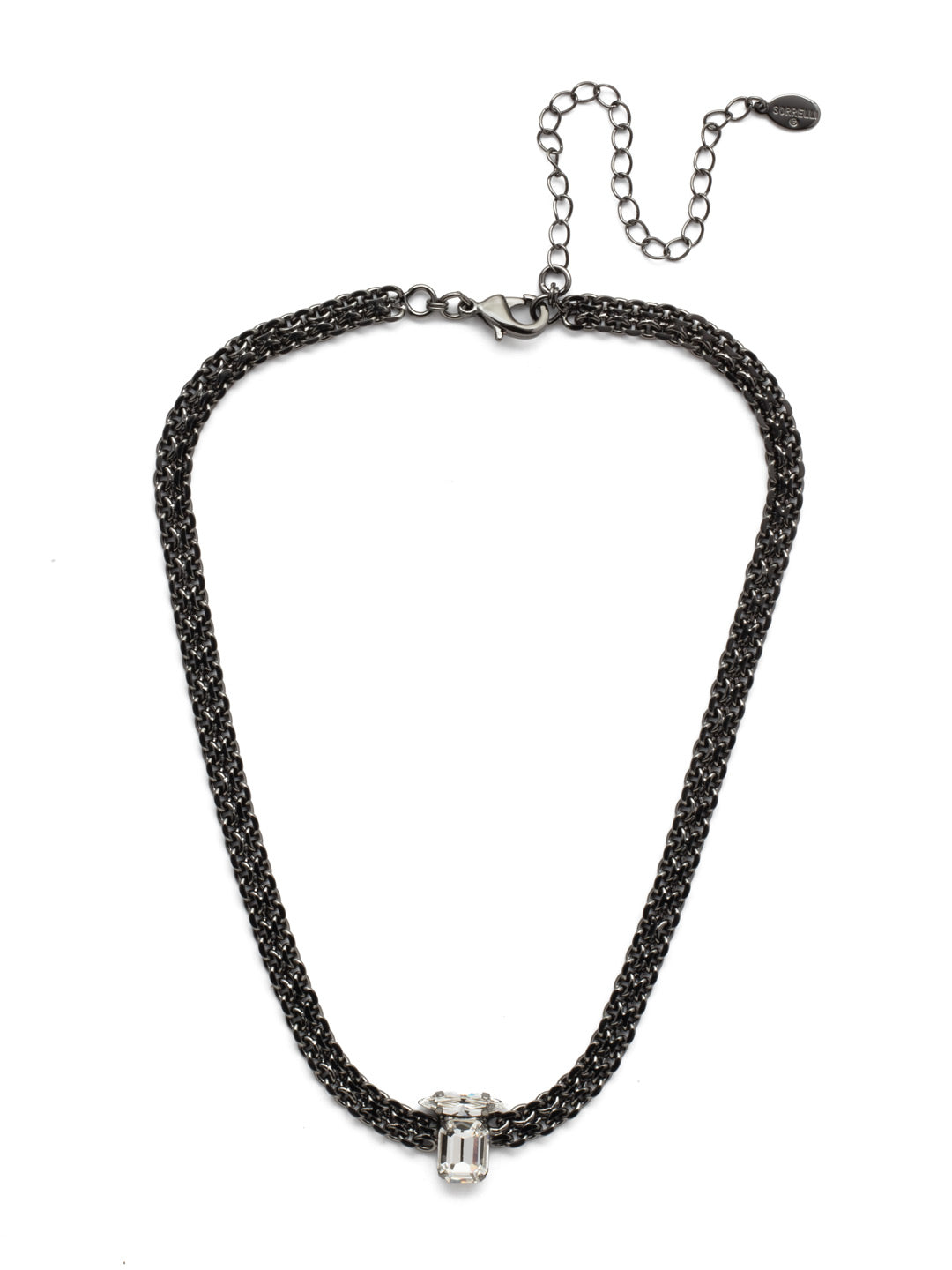 Giselle Tennis Necklace - NEP15GMMMO