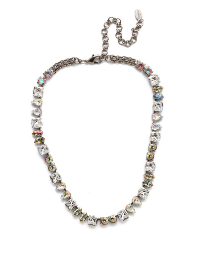 Malia Tennis Necklace - NEP16ASCRE