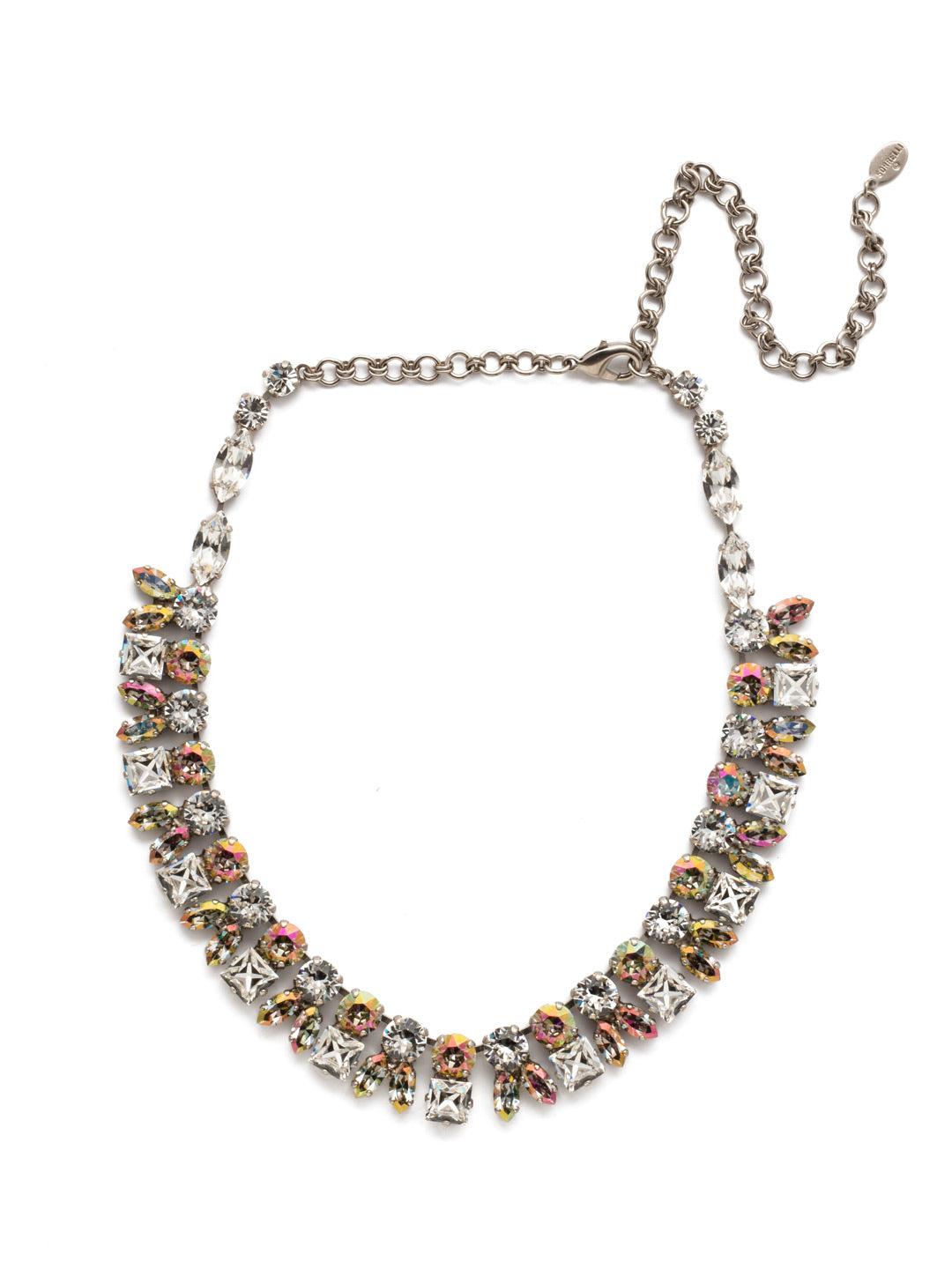 Paola Statement Necklace - NEP20ASCRE