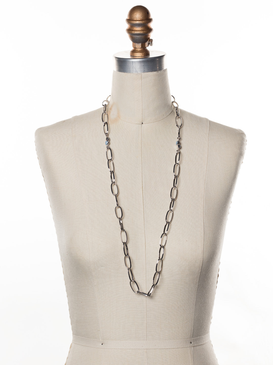 Tamara Long Necklace - NEP32RHNTB