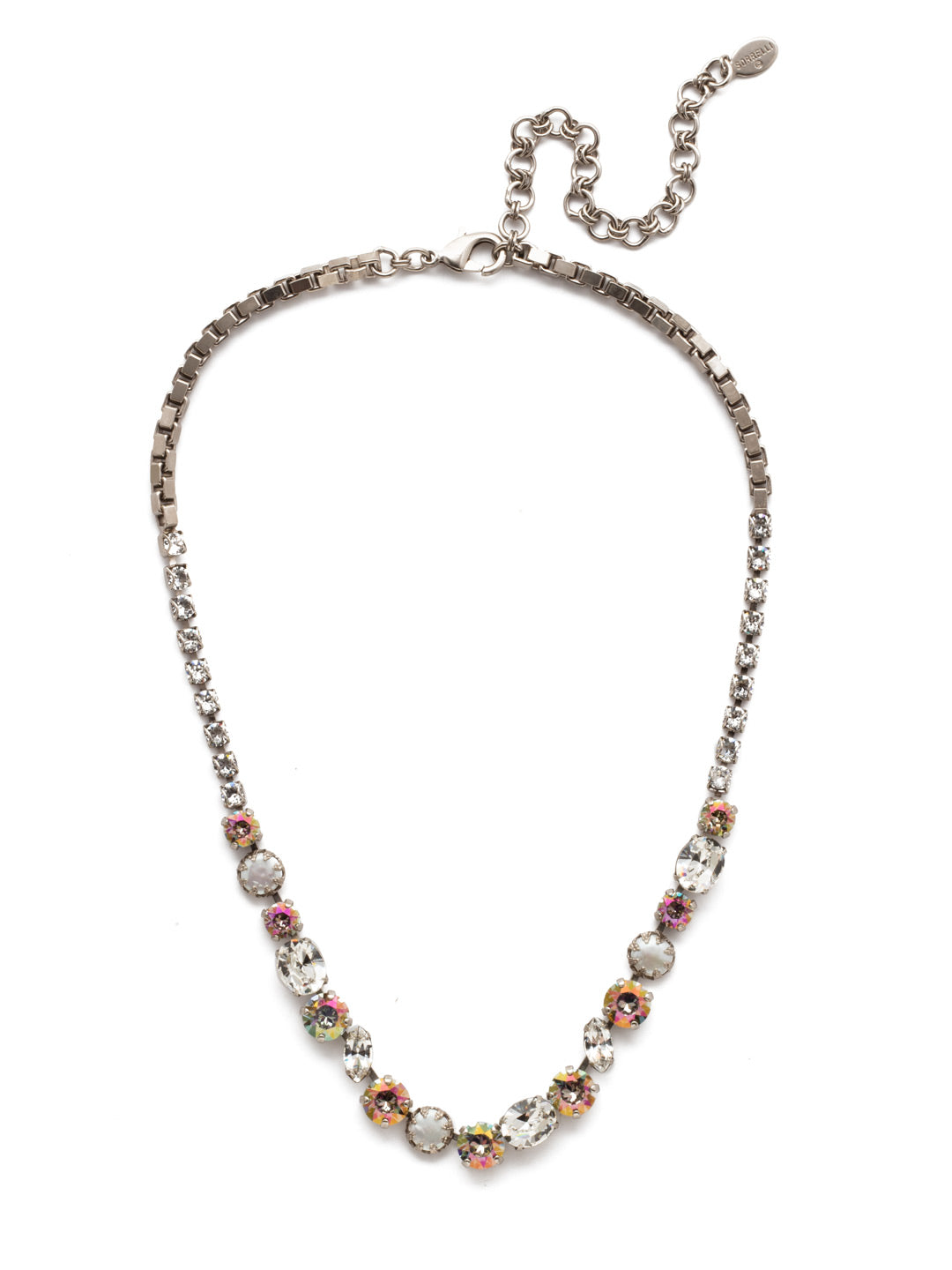 Harttley Tennis Necklace - NEP3ASCRE
