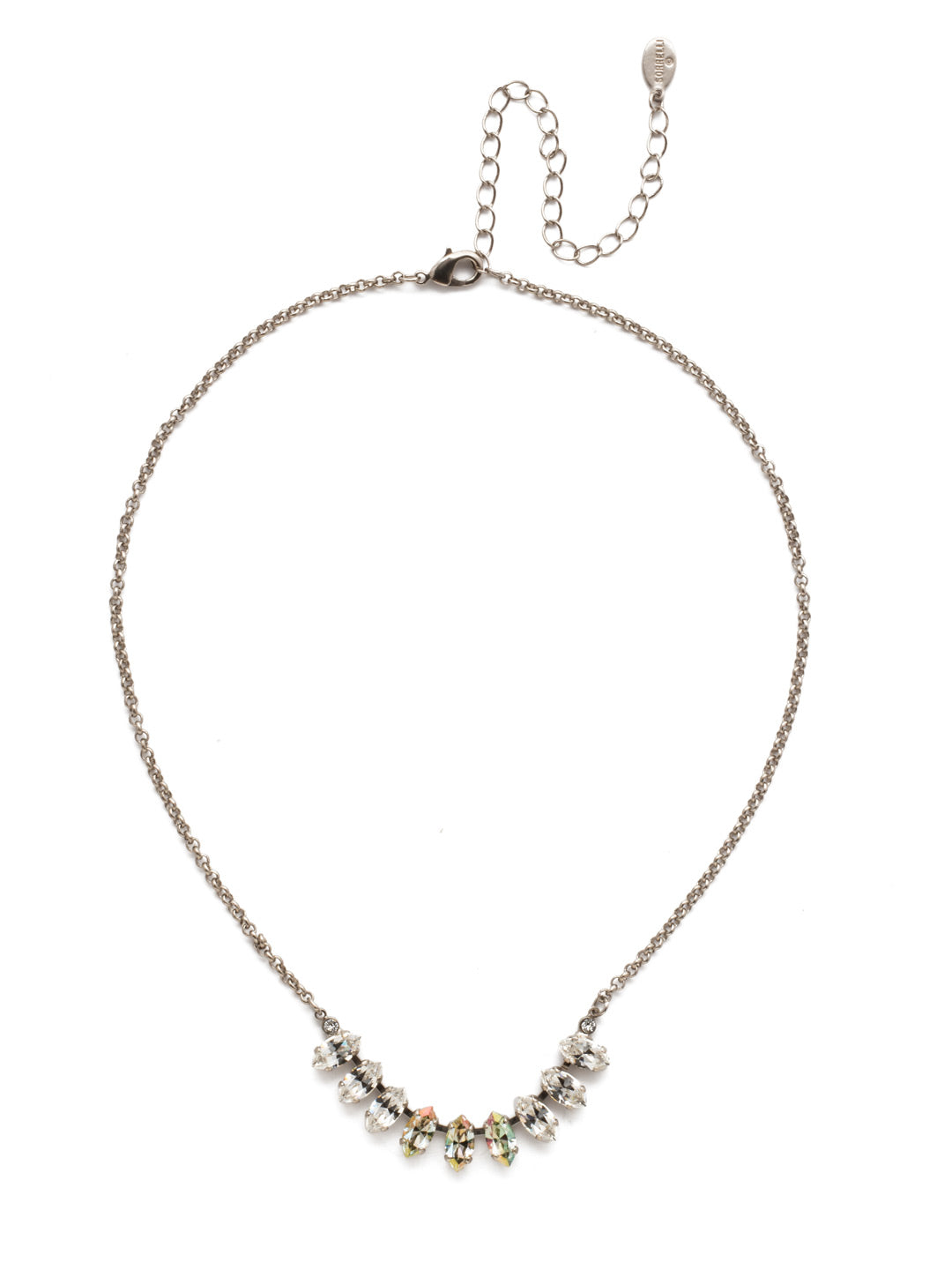Clarissa Tennis Necklace - NEP4ASCRE