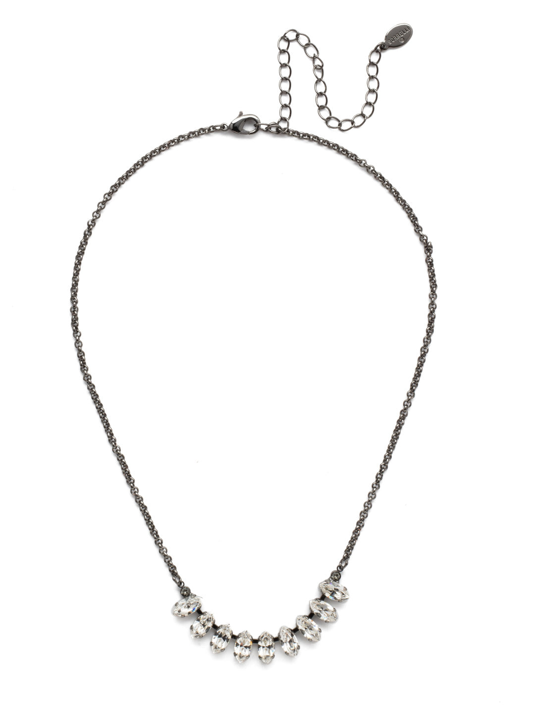 Clarissa Tennis Necklace - NEP4GMMMO