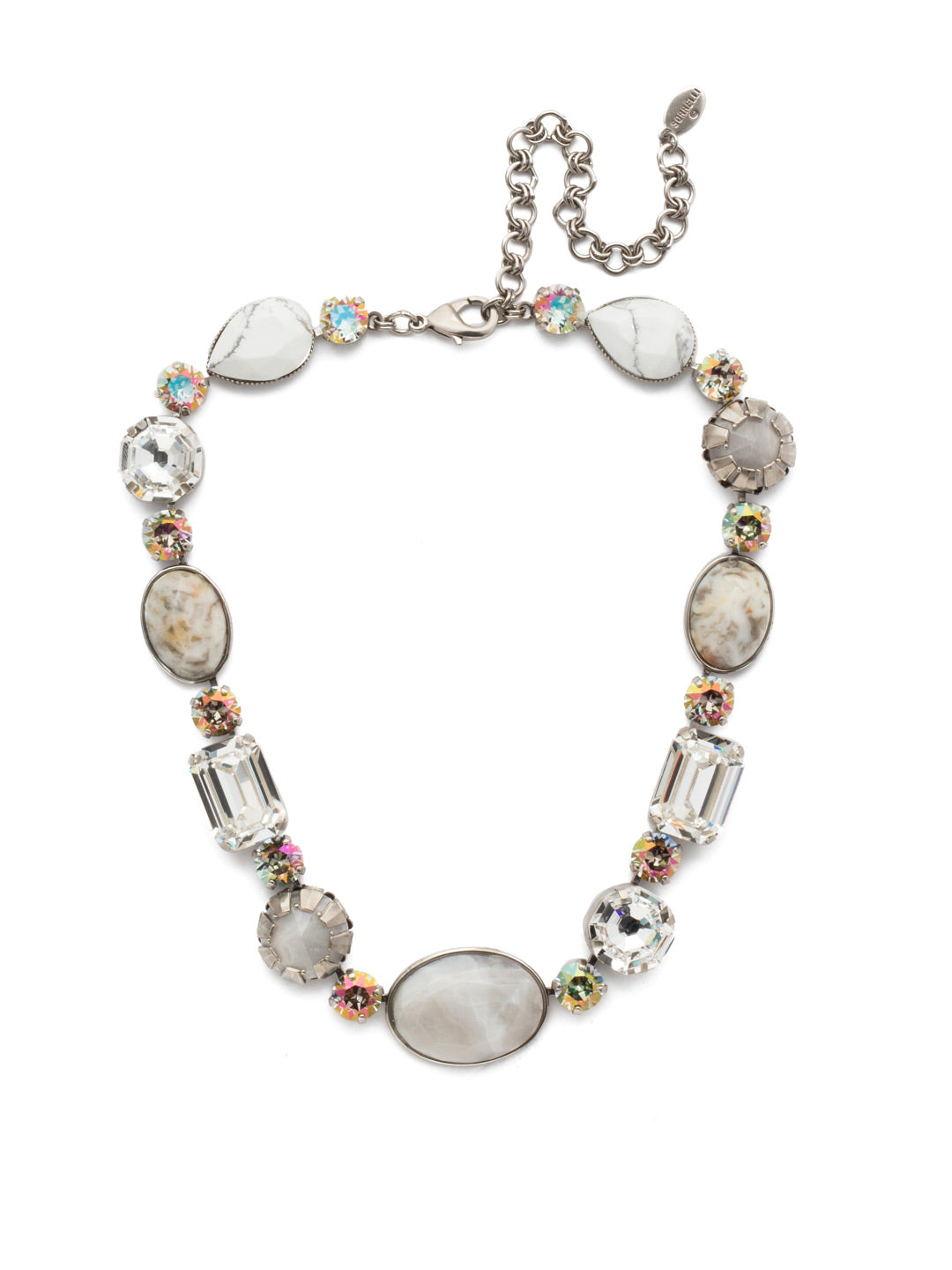 Tatiana Statement Necklace - NEP57ASCRE