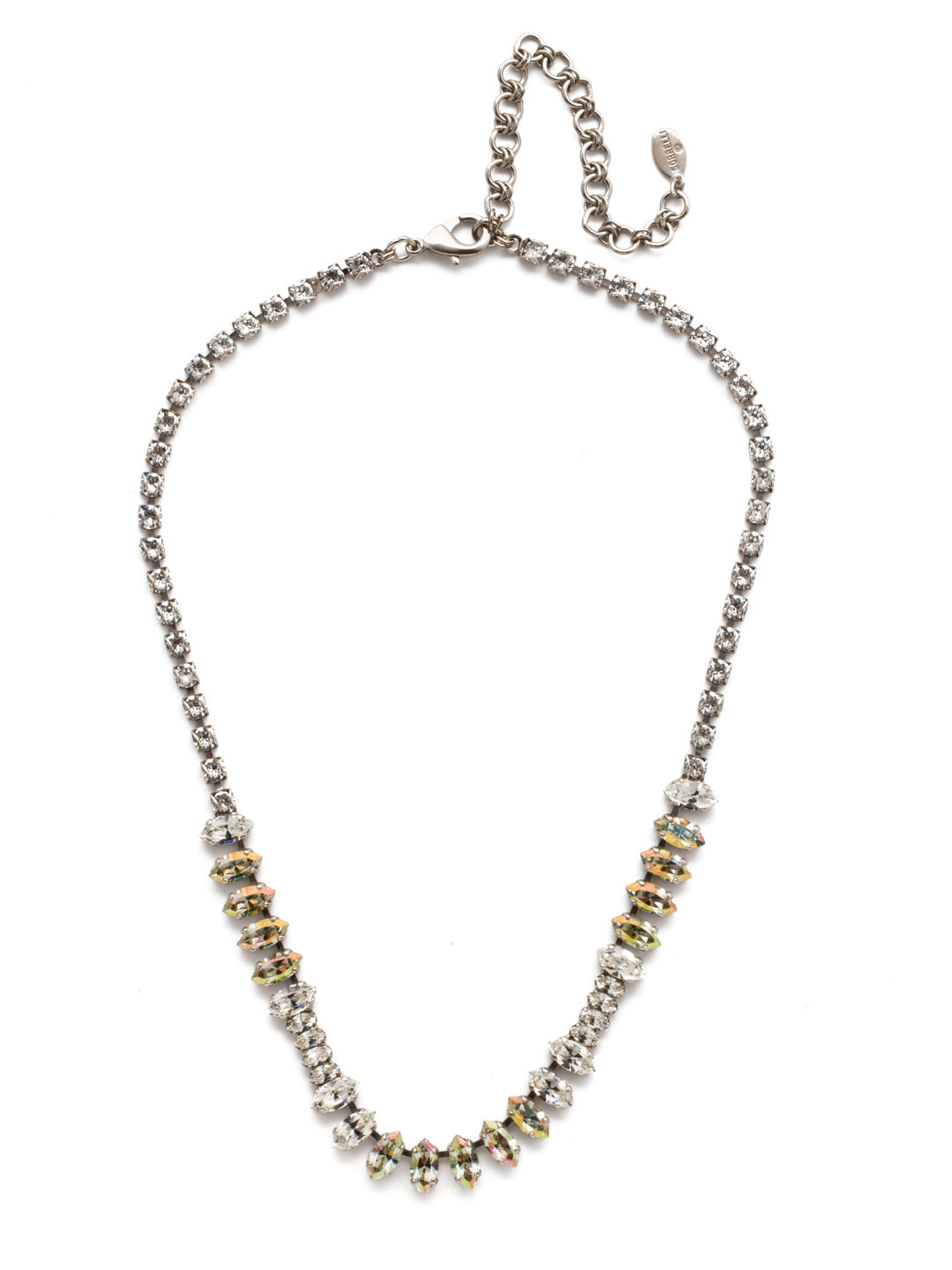Reyna Tennis Necklace - NEP5ASCRE