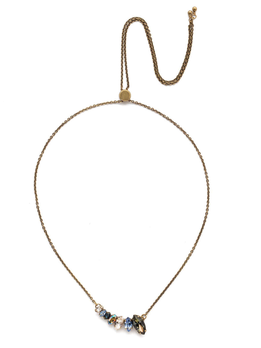 Camille Tennis Necklace - NEP7AGSDE