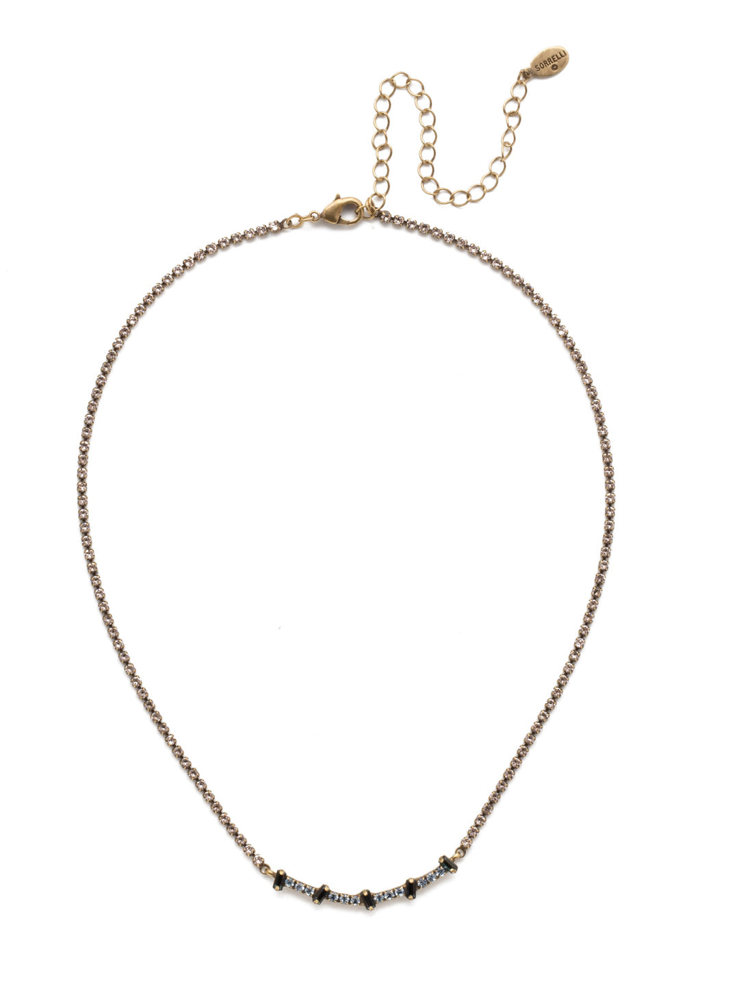 Velma Tennis Necklace - NEP8AGSDE