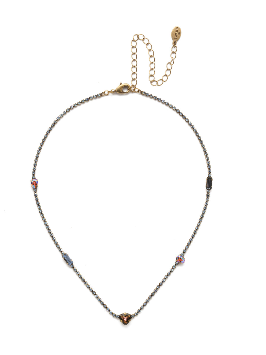 Ophelia Tennis Necklace - NEP9AGSDE