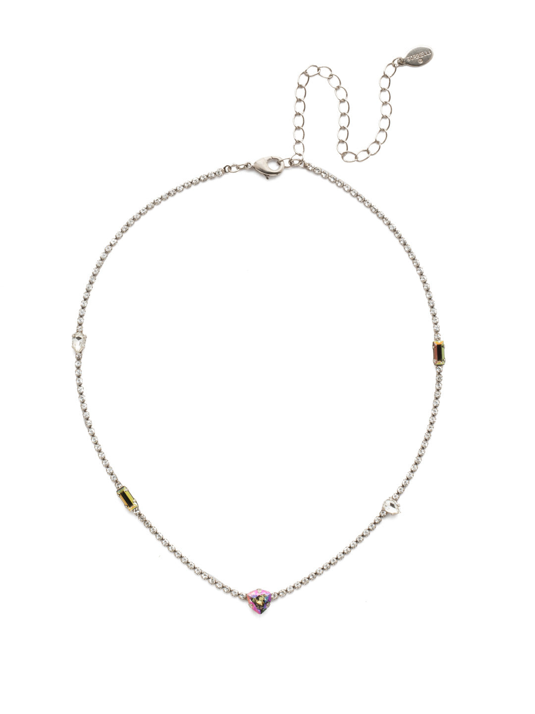 Ophelia Tennis Necklace - NEP9ASCRE