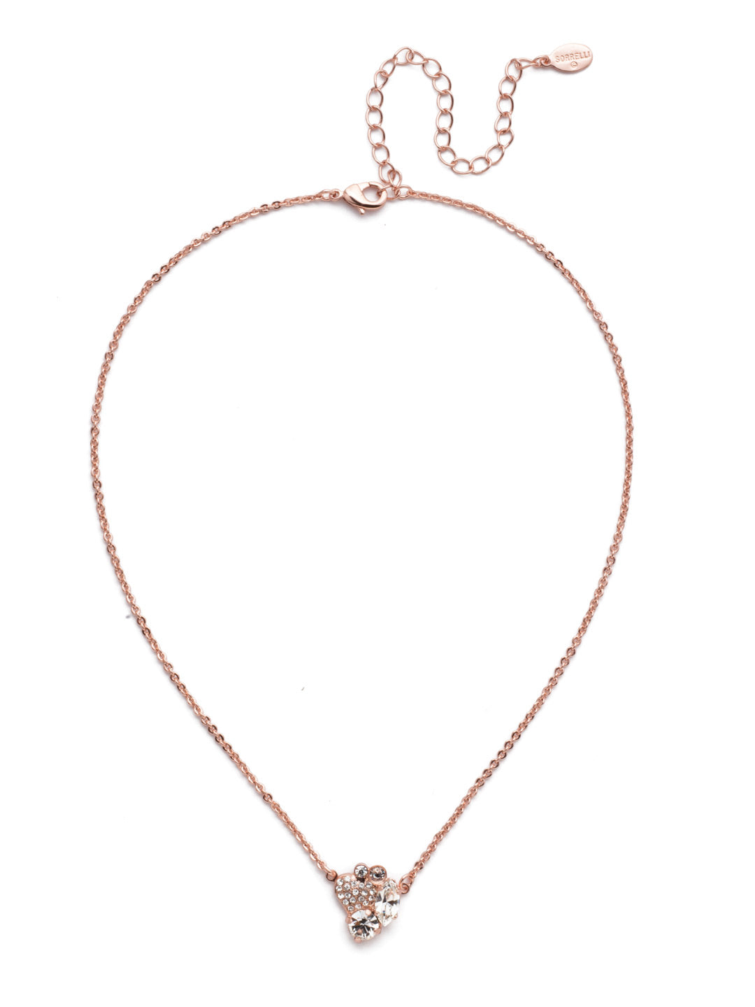 Wilhelmina Pendant Necklace - NER6RGCRY