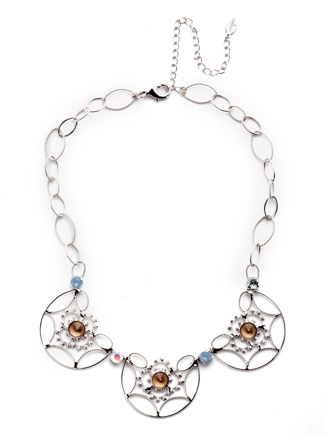 Ariya Statement Necklace - NES7RHNTB