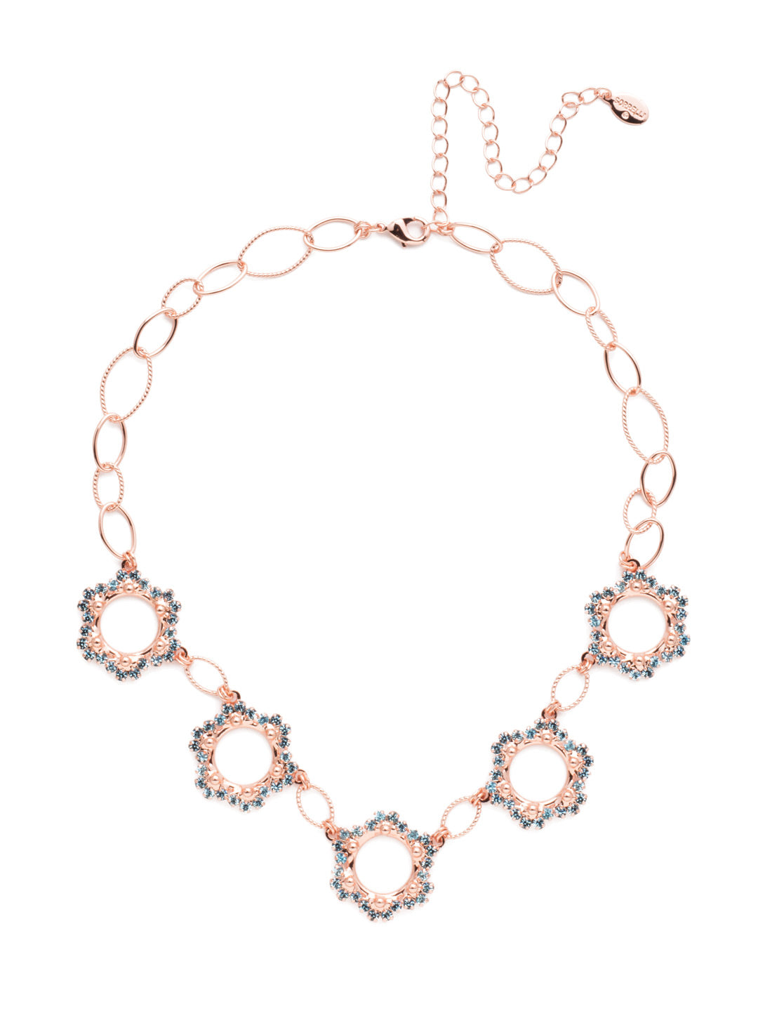 Leva Statement Necklace - NET8RGCAZ