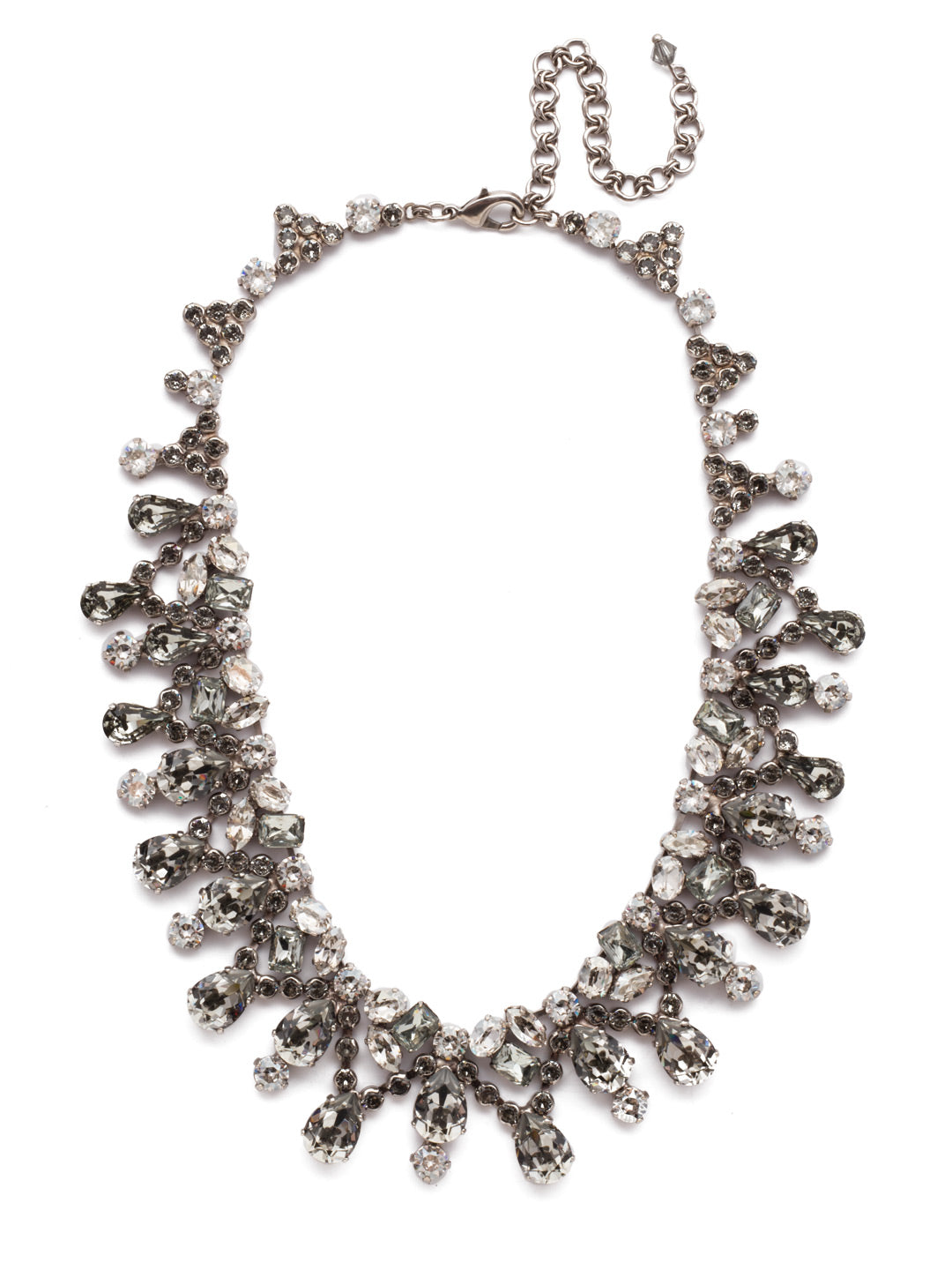 High Charm Statement Necklace - NSP13ASSSH