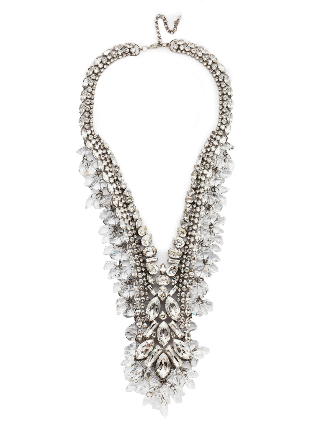 Liviana Statement Necklace - NSP83ASSSH