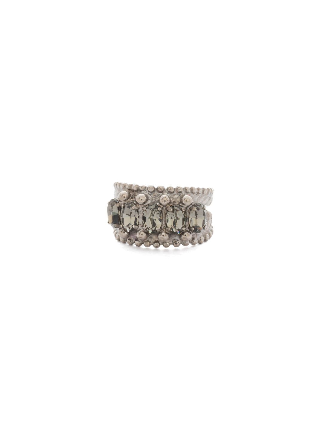 Crown Jewel Cocktail Ring - RDH2ASCRO