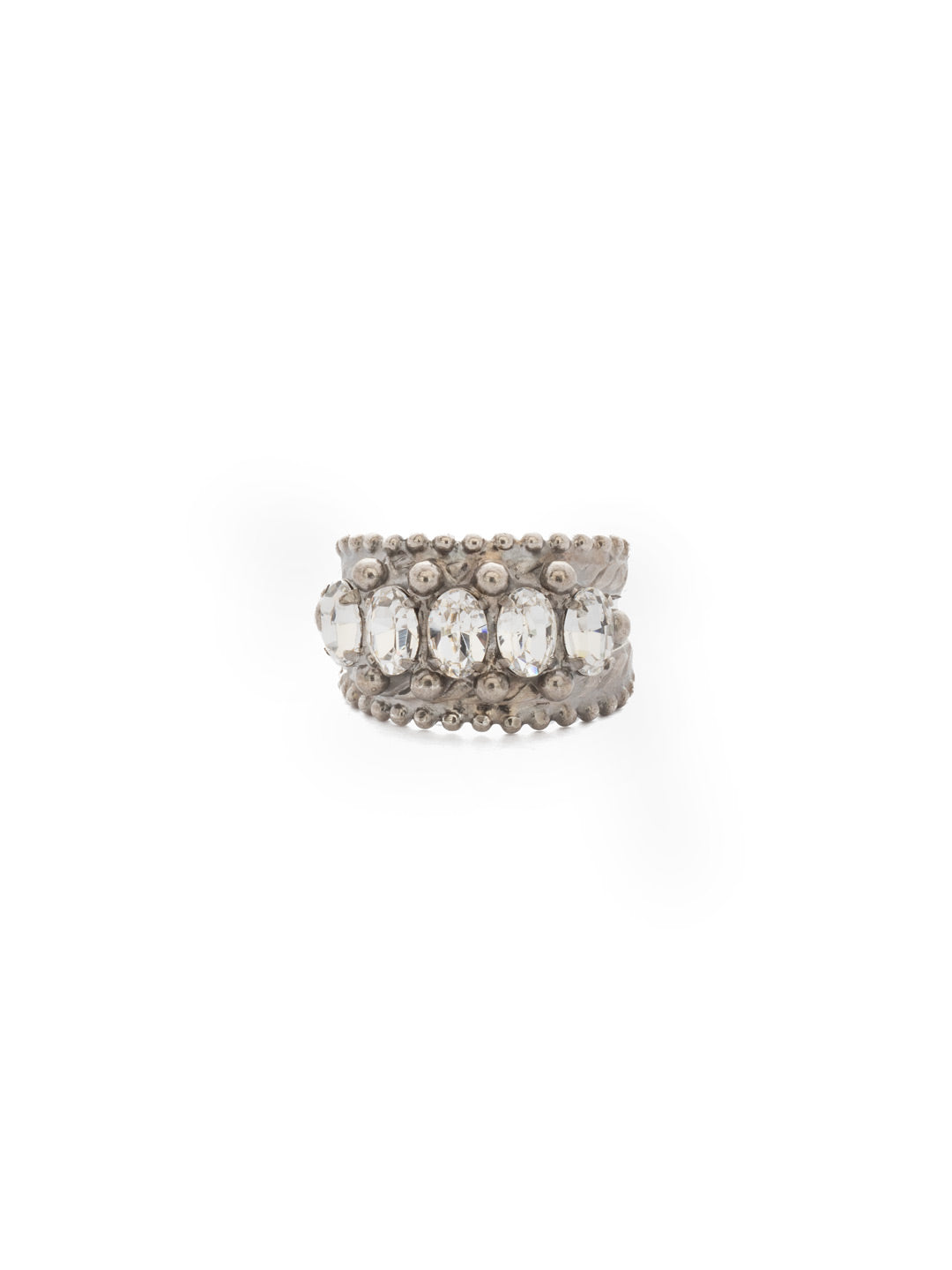 Crown Jewel Cocktail Ring - RDH2ASCRY